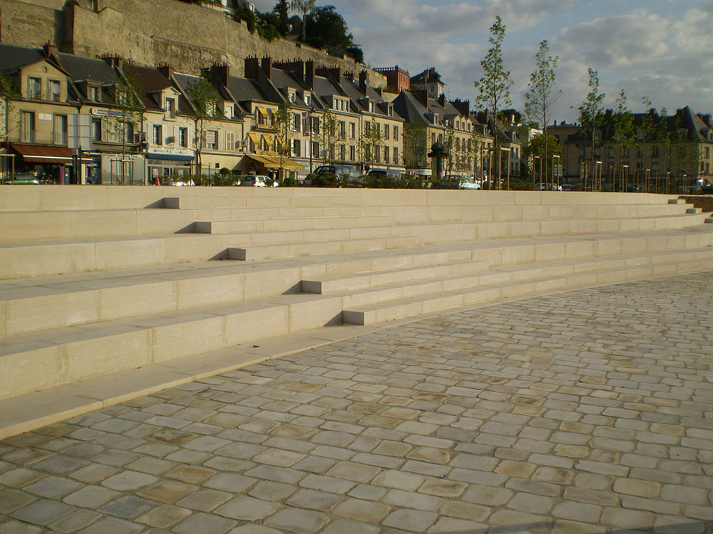 Pontoise Marches