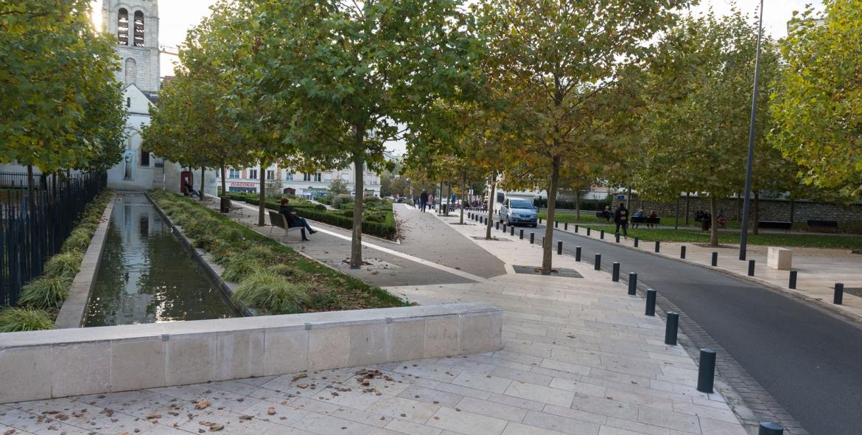 Pierre et espaces verts am nagements urbains for Amenagement espace vert maison