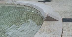 Fontaine centre ville d'Albi (81)