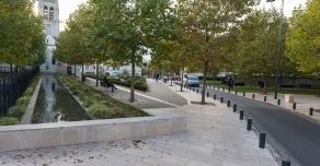 Aménagement de la voirie et des espaces verts à Maison-Alfort (94)