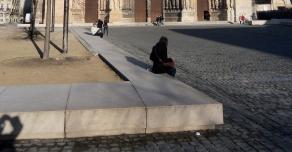 Parvis cathédrale de Reims (51)