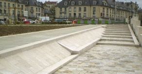 Aménagement des quais de Pontoise (95)